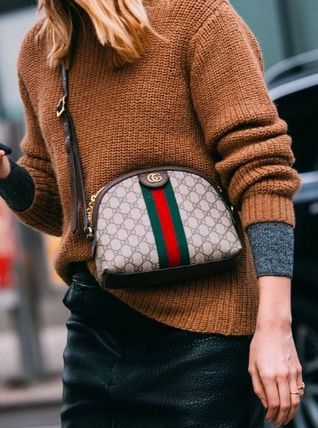 GUCCI Ophidia Crossbody Shoulder Bags