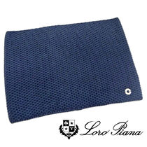 Loro Piana Cashmere Plain Scarves