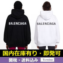 BALENCIAGA Unisex Sweat Hoodies & Sweatshirts