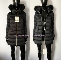 HERNO Fur Plain Medium Down Jackets