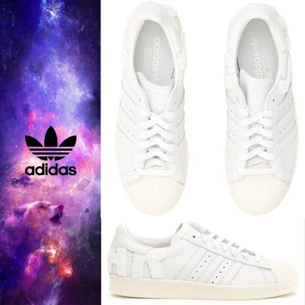 huge discount 73371 deb68 adidas SUPERSTAR 2019 SS Sneakers (SUPERSTAR SST 80S SNEAKERS, B37995 CRYWH)