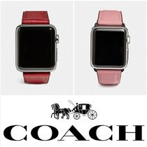 Coach Street Style Leather Office Style Watches