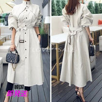 Casual Style Plain Long Coats