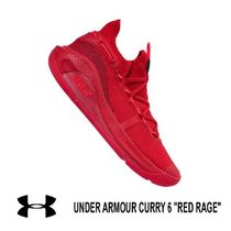 UNDER ARMOUR CURRY Street Style Oversized Sneakers