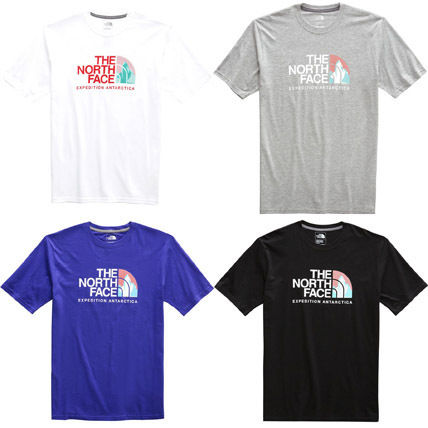 f15b6a3d661 ... THE NORTH FACE Crew Neck Crew Neck Pullovers Street Style Cotton Short  Sleeves ...