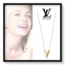 Louis Vuitton Casual Style Unisex Necklaces & Pendants