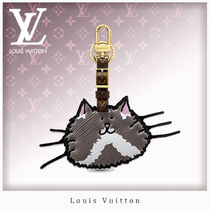 Louis Vuitton EPI Monogram Leather Keychains & Bag Charms