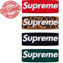 Supreme Unisex Street Style Collaboration Hats
