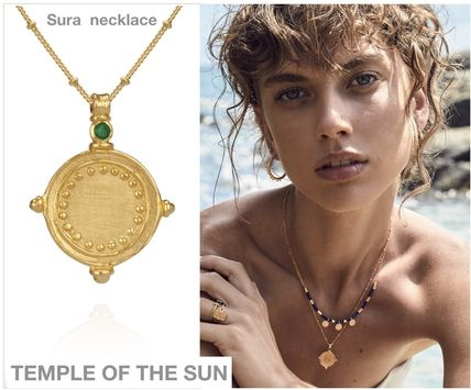 Casual Style Coin Handmade Necklaces & Pendants