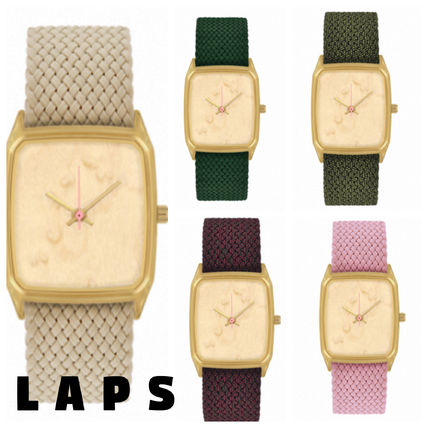 Square Quartz Watches Analog Watches