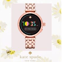 kate spade new york Round Office Style Digital Watches