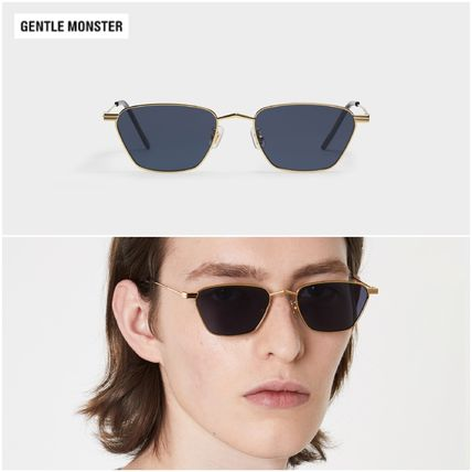 ccc48a0bff6 ... Gentle Monster Sunglasses Unisex Street Style Square Sunglasses ...