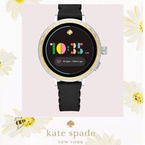 kate spade new york Silicon Round Office Style Digital Watches