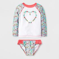 Cat & Jack Kids Girl Swimwear