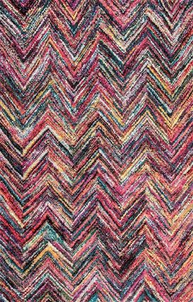Geometric Patterns Ethnic Morroccan Style Carpets & Rugs
