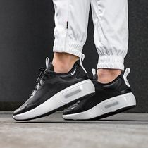Nike AIR MAX Unisex Oversized Logo Low-Top Sneakers