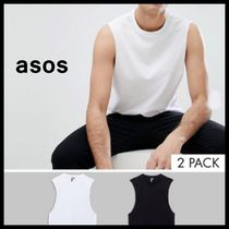 ASOS Plain Cotton Tanks
