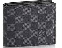 Louis Vuitton DAMIER GRAPHITE Folding Wallets