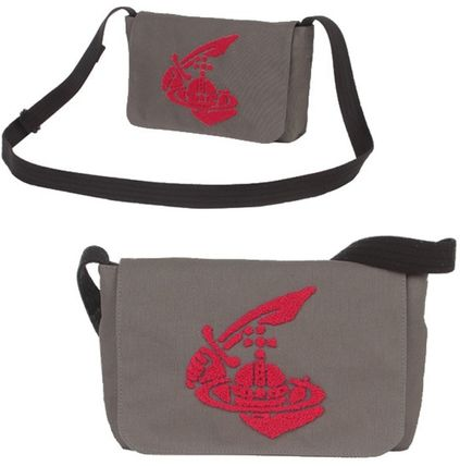 67cca7448c ... Vivienne Westwood Shoulder Bags Casual Style Blended Fabrics Street  Style A4 Plain 3 ...