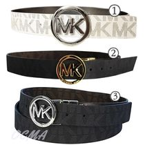 Michael Kors Casual Style Party Style Office Style Elegant Style Belts