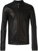 RICK OWENS Leather Biker Jackets
