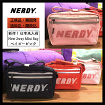 NERDY Unisex Street Style 2WAY Messenger & Shoulder Bags