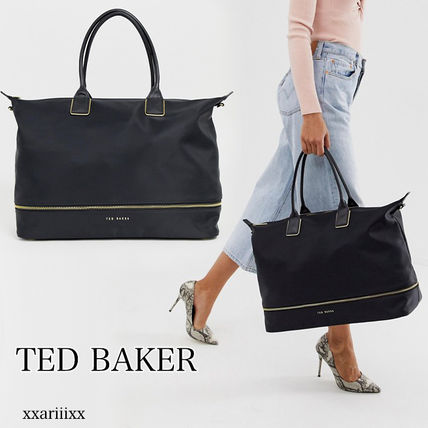 edf6662a5 TED BAKER 2019 SS A4 2WAY Plain Boston   Duffles by xxariiixx - BUYMA