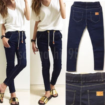 Denim Plain Jeans