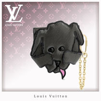Louis Vuitton EPI Monogram Unisex Calfskin Chain Other Animal Patterns