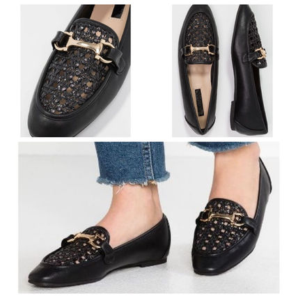 Party Style Slip-On Shoes