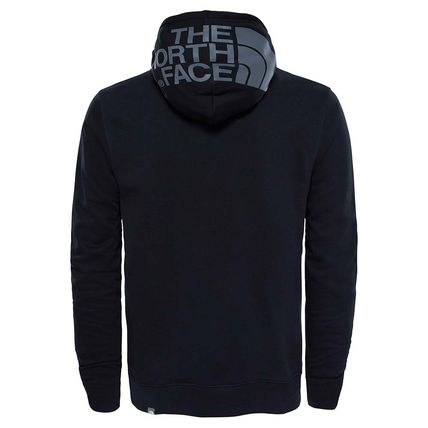 THE NORTH FACE Hoodies Pullovers Street Style Long Sleeves Plain Cotton Hoodies 8