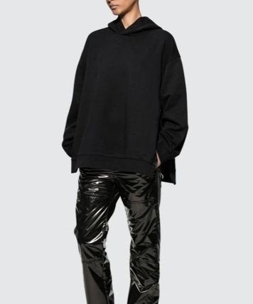 Maison Martin Margiela Hoodies Unisex Street Style Long Sleeves Cotton Hoodies 16