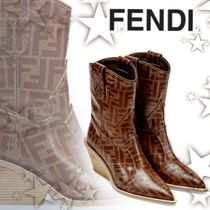 FENDI Ankle & Booties Boots