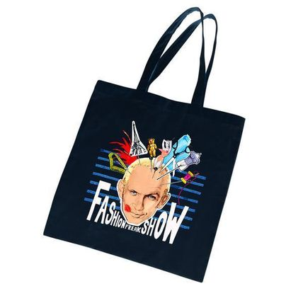Unisex Collaboration A4 Totes