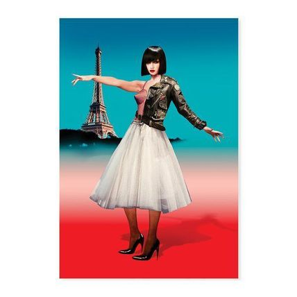 JeanPaul GAULTIER Unisex Collaboration Greeting Cards