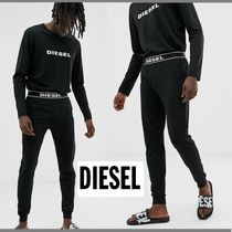 DIESEL Plain Cotton Lounge & Sleepwear