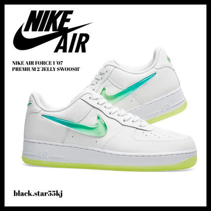 size 40 e1843 172c1 Unisex Blended Fabrics Street Style Sneakers  AIR FORCE 1