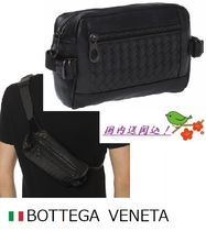 BOTTEGA VENETA Unisex Blended Fabrics Messenger & Shoulder Bags