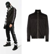 GIVENCHY Street Style Track Jackets