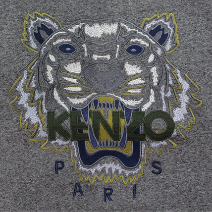KENZO Sweatshirts Crew Neck Sweat Long Sleeves Sweatshirts 3