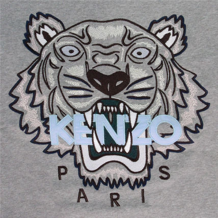 KENZO Sweatshirts Crew Neck Sweat Long Sleeves Sweatshirts 5