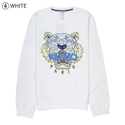KENZO Sweatshirts Crew Neck Sweat Long Sleeves Sweatshirts 8