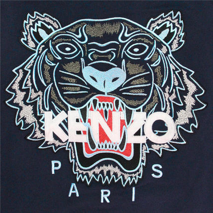 KENZO Sweatshirts Crew Neck Sweat Long Sleeves Sweatshirts 11