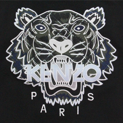 KENZO Sweatshirts Crew Neck Sweat Long Sleeves Sweatshirts 15