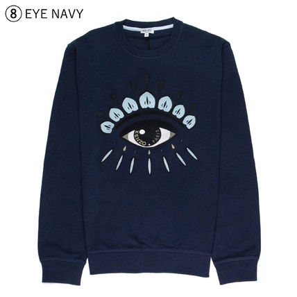 KENZO Sweatshirts Crew Neck Sweat Long Sleeves Sweatshirts 16