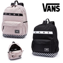 VANS Casual Style Unisex Collaboration Backpacks