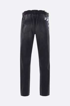 Off-White Skinny Fit Denim Street Style Skinny Fit Jeans & Denim 7
