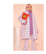 LAZY OAF Gingham Street Style Collaboration Other Animal Patterns