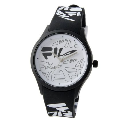 a5d7f24a16f0 FILA Unisex Quartz Watches Analog Watches by E-S-Earth01 - BUYMA
