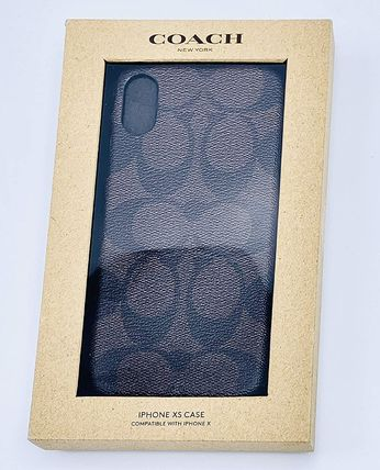 Coach SIGNATURE Flower Patterns Star Monogram Unisex iPhone 8 iPhone 8 Plus